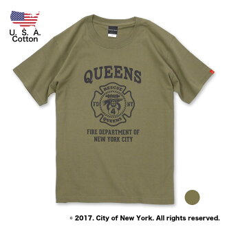 FDNY QUEENS T-shirt