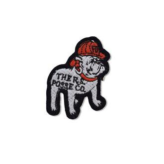 TPC B-DOG emblem broach
