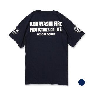 W name T shirt type5 (50-048) :RESCUE SQUAD [rescue squad.