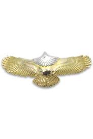TADY&KING タディ&キング goro's ゴローズ 魂継承 小イーグル 全金 頭プラチナ メンズ レディース eagle イーグル ペンダント ネイティブ アクセサリー tkh-085