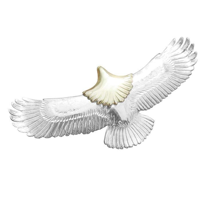 TADY&KING タディ&キング goro's ゴローズ 魂継承 中イーグル 頭金 メンズ レディース eagle イーグル ペンダント ネイティブアクセサリー tkh031