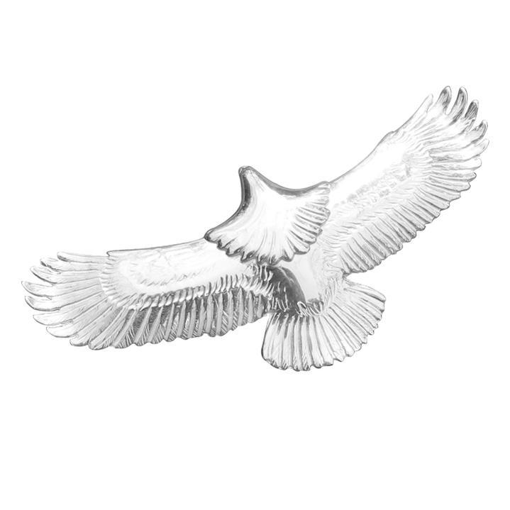 TADY&KING タディ&キング goro's ゴローズ 魂継承 中イーグル SV メンズ レディース eagle イーグル ペンダント ネイティブ アクセサリー tkh032