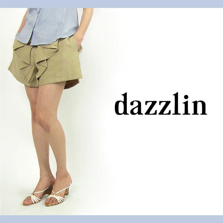 【dazzlin ダズリン】フロントリボンキュロット