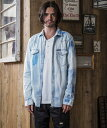 【EGO TRIPPING(エゴトリッピング)】-613009-WANDERER WESTERN SHIRTS シャツ