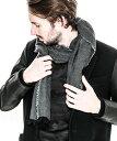 【ACANTHUS(アカンサス)】【予約販売8月下旬〜9月上旬入荷】MF1701-wool cashmere stole マフラー