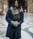 【glamb(グラム)】GB17AT-JKT06-Polar chester coat-ポーラーチェスターコート