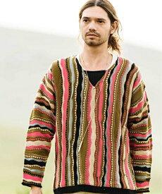 【glamb(グラム)】Abbas stripe knit-アバスストライプニット(GB0418-KNT08)