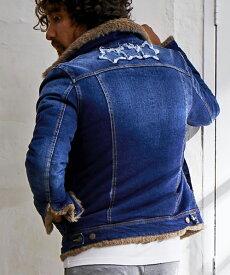 【daboro(ダボロ)】3rd boa jacket ボアジャケット(DBL024)