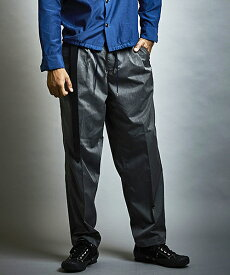 【EGO TRIPPING(エゴトリッピング)】TUCK WIDE TROUSERS パンツ(623403)