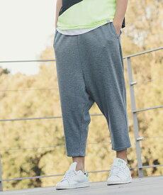 【ANGENEHM(アンゲネーム)】Ponti Super Saruel Pants(MADE IN JAPAN) パンツ(ANG9-021)