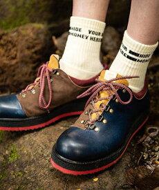 【glamb(グラム)】 Watts mountain boots ワッツマウンテンブーツ(GB0219-AC06)