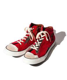 【glamb(グラム)】Grunge sneakers グランジスニーカー(GB0219-AC10)
