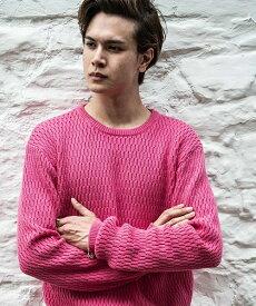 【glamb(グラム)】【予約販売1月下旬〜2月上旬入荷】Halley knit ハリーニット(GB0419-KNT13)