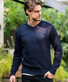 【wjk】【予約販売2月中旬〜下旬入荷】GIMA V-neck knit Vネックニット(6854 kw86q)