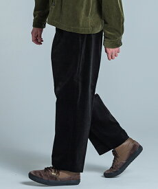 【VICTIM(ヴィクティム)】WIDE CORDUROY PANTS パンツ(VTM-19-P-130)