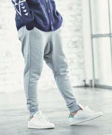 【ANGENEHM(アンゲネーム)】Sarrouel Tapered Sweat Pants (MADE IN JAPAN) パンツ(ANG-060)