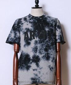 【wjk】【予約販売3月中旬〜下旬入荷】tie dye ARMY Tシャツ(7918 lj98q)