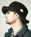 【Mighty Shine】【予約販売11月下旬〜12月上旬】BOA BUCKET HAT バケットハット(1203014)