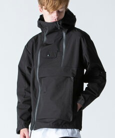 【rehacer(レアセル)】【予約販売9月下旬〜10月上旬入荷】W-Zip 3Layer jacket ジャケット(1200100009)