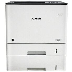 【中古】カラーレーザープリンター 640枚ペーパーフィーダー付 2019年製 ホワイト キャノン LBP712Ci/PF-D1 地域限定送料無料