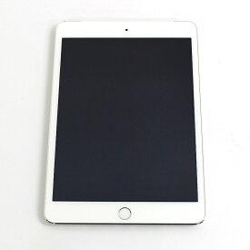【中古】在庫限り iPad mini3 A1600 ケーブルなし 第3世代 中古 softbank Wi-Fi + Cellular 16GB シルバー 送料無料