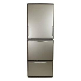 【中古】冷蔵庫 3ドア 350L シャープ 2016年製 地域限定送料無料