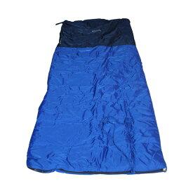 【中古】モンベル 寝袋 ファミリーバッグ 封筒型 送料無料