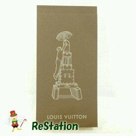 【中古】【送料無料】LOUIS VUITTON ノベルティ メモ帳 トランクタワー パラパラ漫画