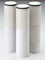 送料無料【あす楽】トクラス 浄水カートリッジJCSA1(3個入り)浄水器内臓シャワー混合水栓用(旧 ヤマハ)