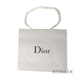 即納★ #大【Christian Dior】クリスチャンディオールショップバッグ 大 約縦23cm×横27cm<ショッピングバッグ><ショップ袋><手提げ・手さげ・紙袋><大きいサイズ>