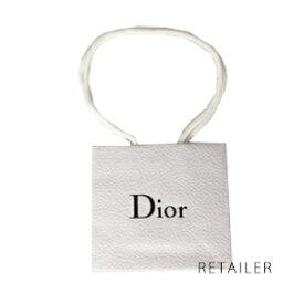 即納★ #小【Christian Dior】クリスチャンディオールショップバッグ 小 約縦13cm×横14cm<ショッピングバッグ><ショップ袋><手提げ・手さげ・紙袋><小さいサイズ>