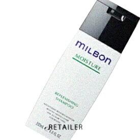 ♪200mL【Global Milbon】グローバルミルボンMOISTURE モイスチャーリプレニッシングシャンプー 200mL<シャンプー ・ヘアケア>