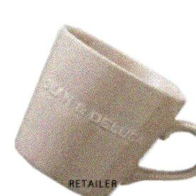 #アーモンドベージュ【DEAN & DELUCA】ディーンアンドデルーカモーニングマグ 350ml<マグカップ><ディーン&デルーカ>