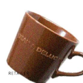 ♪#チョコレートブラウン【DEAN & DELUCA】ディーンアンドデルーカモーニングマグ 350ml<マグカップ><ディーン&デルーカ>