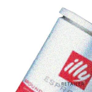 【illy】イリーエスプレッソ ノーマルロースト 1缶(125g)<コーヒー粉>