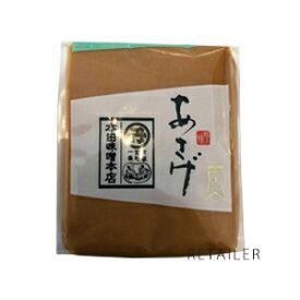 ♪ 500g袋詰【本田味噌本店】あさげ 500g袋詰<おみそ・ミソ><袋入><味噌・中口><漉し味噌>