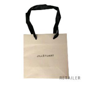 即納★ #中【JILL STUART】ジルスチュアートショップバック 中 約縦18cm×横18cm<ショッピングバッグ><ショップ袋><手提げ・手さげ・紙袋><Mサイズ>
