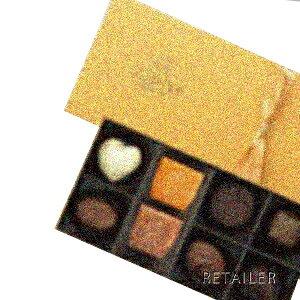 ♪【GODIVA】ゴディバ ゴールドコレクション 8粒<お菓子・チョコレート・バレンタインデー・ホワイトデーのお返しに>
