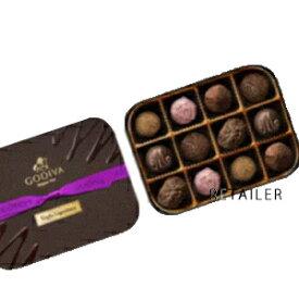 ♪ 12粒入【GODIVA】ゴディバレジェンデールトリュフ12粒<お菓子・チョコレート・詰め合わせ>