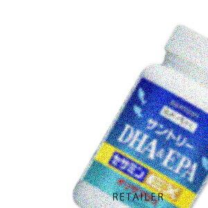 ♪ サントリー DHA&EPA+セサミンEX 120粒  <サプリメント>