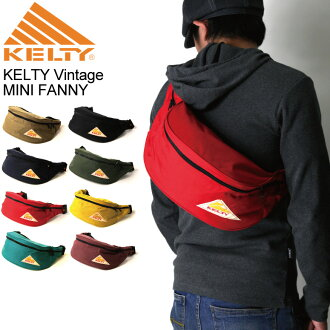 KELTY (Kelty) /kelty / Kelty mini Fanny body bag waist bag