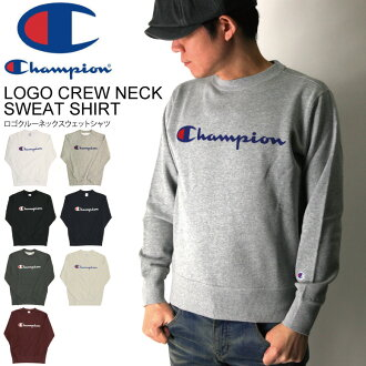 ★ Max 20% off coupons for products ★ Champion (champion) logo crew neck sweat shirt trainer (basic series)