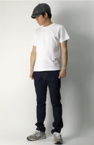 【送料無料】REDKAP(レッドキャップ)SingleJersey2パックTシャツ