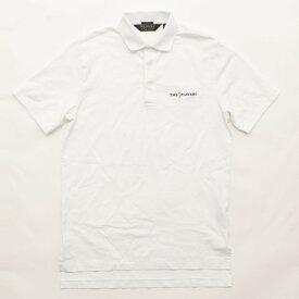 【スーパーSALE 12/4〜開催】【ラルフローレン】Ralph Lauren ポロゴルフ メンズ ポロシャツ ホワイト S 【中古】【鑑定済・正規品保証】32554