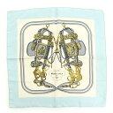 【エルメス】Hermes カレ40 シルクスカーフ BRIDES de GALA 式典用馬勒 【中古】【鑑定済・正規品保証】【送料無料】…