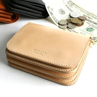 nodata short Wallet button s TD-09 SNT mens two-fold short wallet purse leather