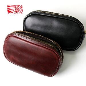 REDMOON レッドムーン クロームエクセル スマートウォレット・バッグ CX-BAGLET バッグレット[メンズ 男物 本革 日本製 職人 匠 鞄 カバン 革鞄 革カバン バッグ コンパクト ユニセックス メンズ
