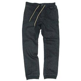 GO HEMP レディース SLIM RIB PANTS (ONE WASH)
