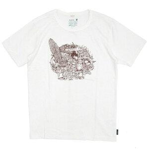 GO HEMP(ゴーヘンプ) Voice of Nature S/SL TEE by KAN HIRANO (ナチュラル)(ベーシック ショートスリーブ TEE)(Tシャツ)