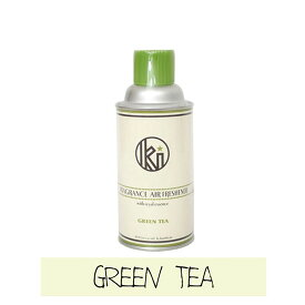 KUUMBA クンバ|ROOM FRAGRANCE SPRAY (GREEN TEA)(ルームスプレー)